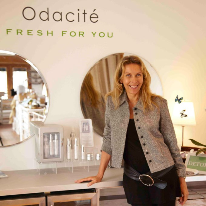 odacite founder valerie grandury natural beauty buff