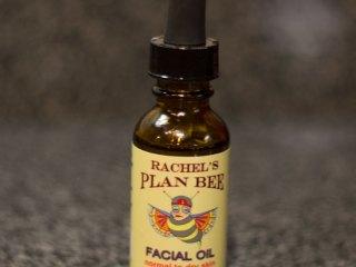 rachel's plan bee facial oil