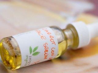 jacq's organics carrot con leche face serum