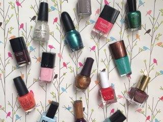 3-free and 5-free nontoxic nail polishes