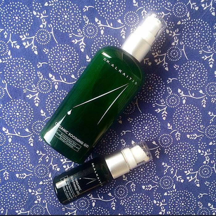 dr. alkaitis organic soothing gel review