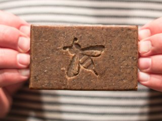 beessential mechanic's and gardener's soap