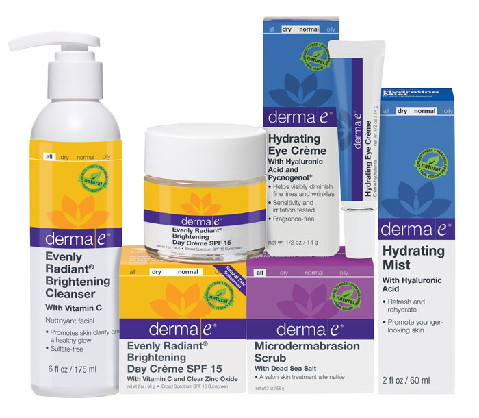 derma e earth day giveaway