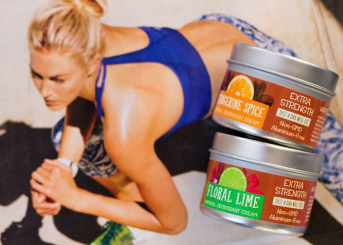 stinkbug naturals extra strength cream deodorant