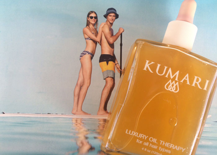 kumari luxury hair oil