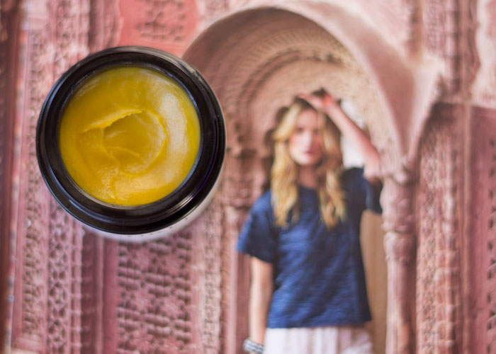 laurel whole plant organics transform daily facial balm