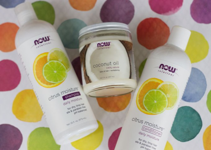 now solutions natural beauty products