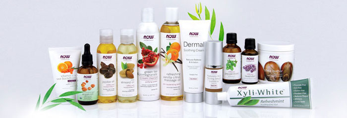now solutions personal care collection