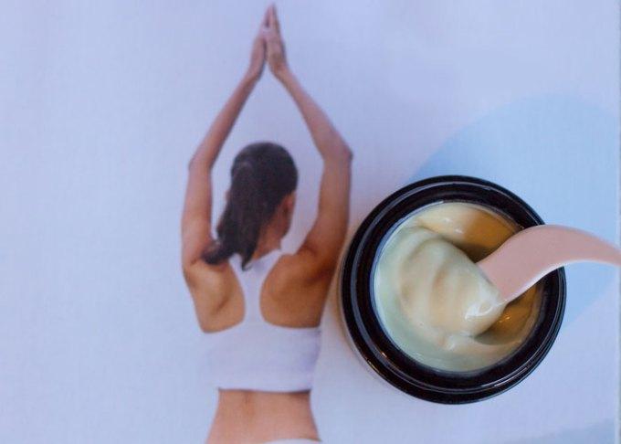 bottega organica face balance tulsi and vetiver