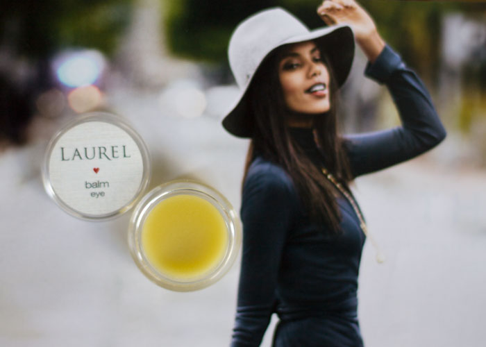 laurel whole plant organics eye balm