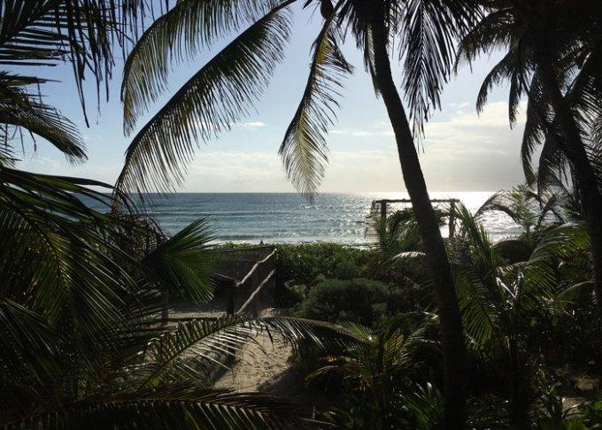 view from hotel nueva vida de ramiro suite