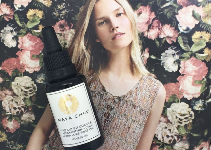 maya chia face oil