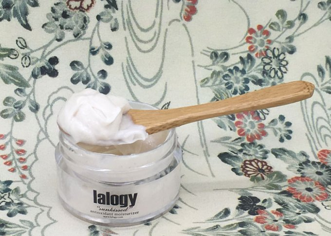 lalogy sunkissed cream