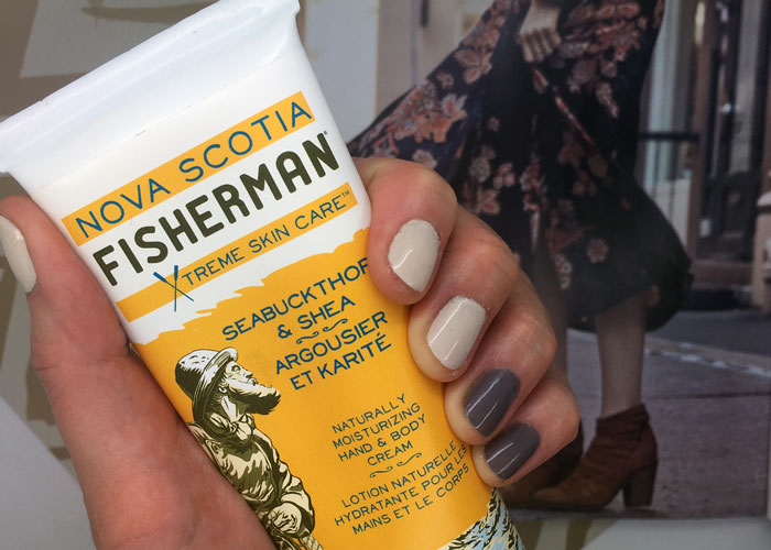 nova scotia fisherman hand cream