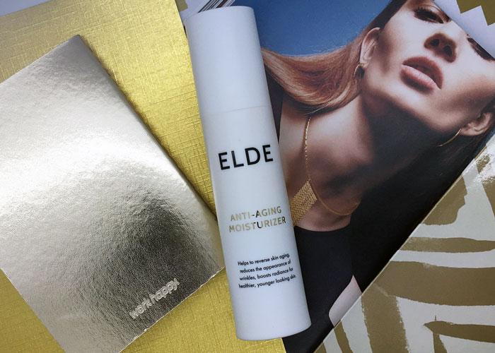 elde anti aging moisturizer