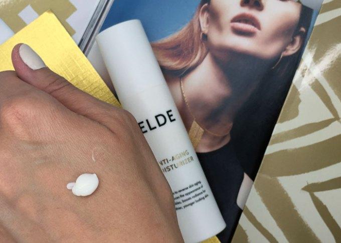 elde anti-aging moisturizer