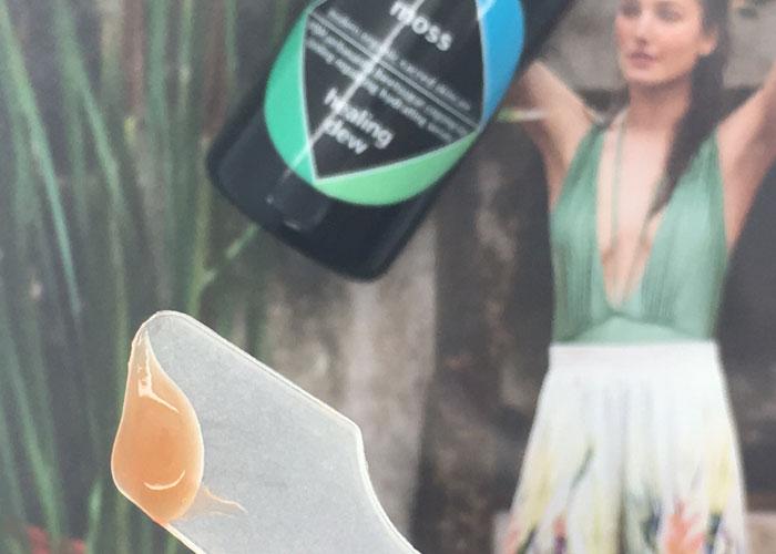 moss healing dew
