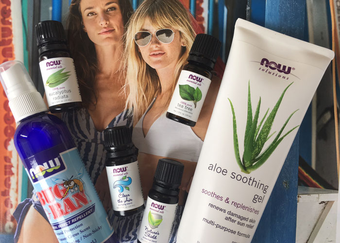 now solutions summer beauty picks