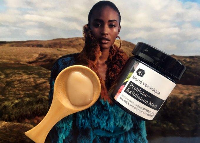 Marie Veronique Probiotic + Exfoliation Mask