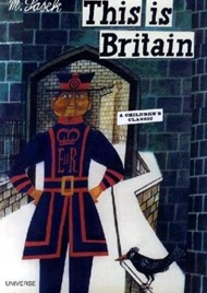 Bookcover of This is Britain