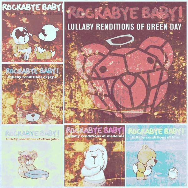 RockabyeBabyAlbums