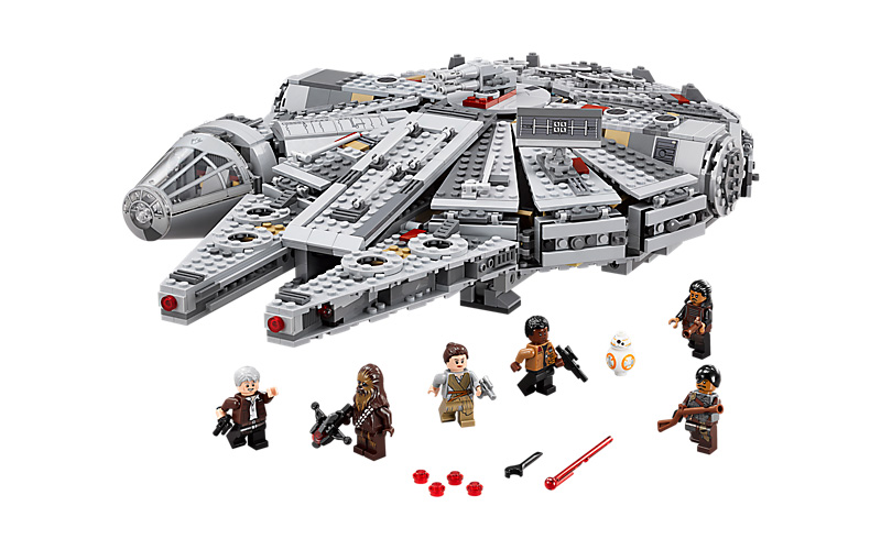 star_wars_gifts_LEGO_millenium_falcon_episode_7_VII_the_force_awakens