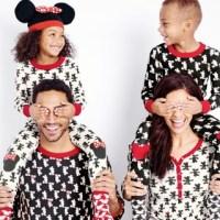 2016 Holiday Family Matching Pajamas