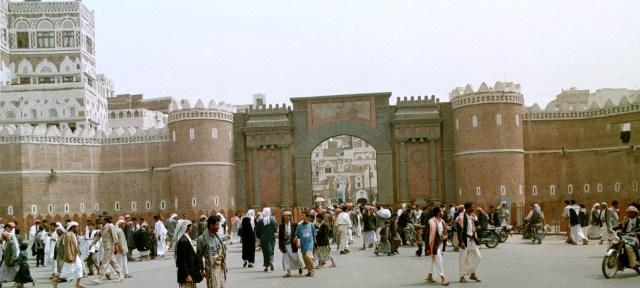 Baab al-Kabhir, Sanaa, Yemen