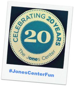 #JonesCenterFun