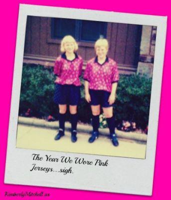 Pink Jerseys - What's the BIG Idea - kimberlymitchell.us