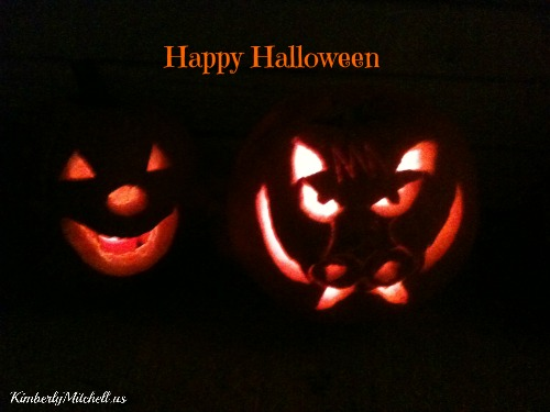 Happy Halloween Jack O' Lanterns
