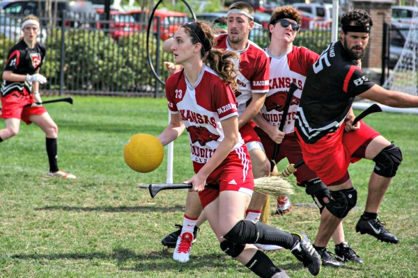UofA Quidditch 1 - Brooms Up - kimberlymitchell.us