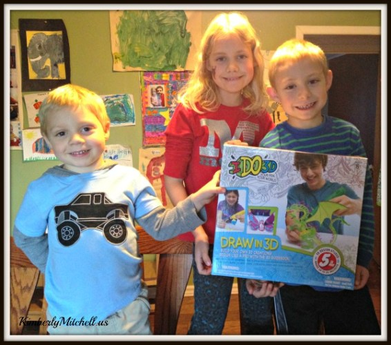 IDO3D Kids Craft