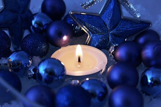 christmas candle - Advent: A season of Hope - kimberlymitchell.us