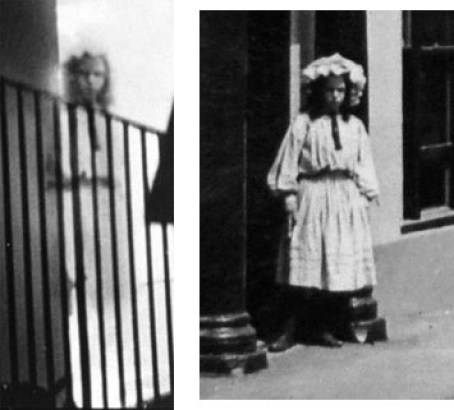 Debunking Ghosts, the Wem Town Hall Ghost Girl