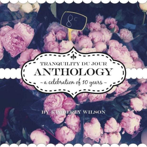 Anthology - Cover