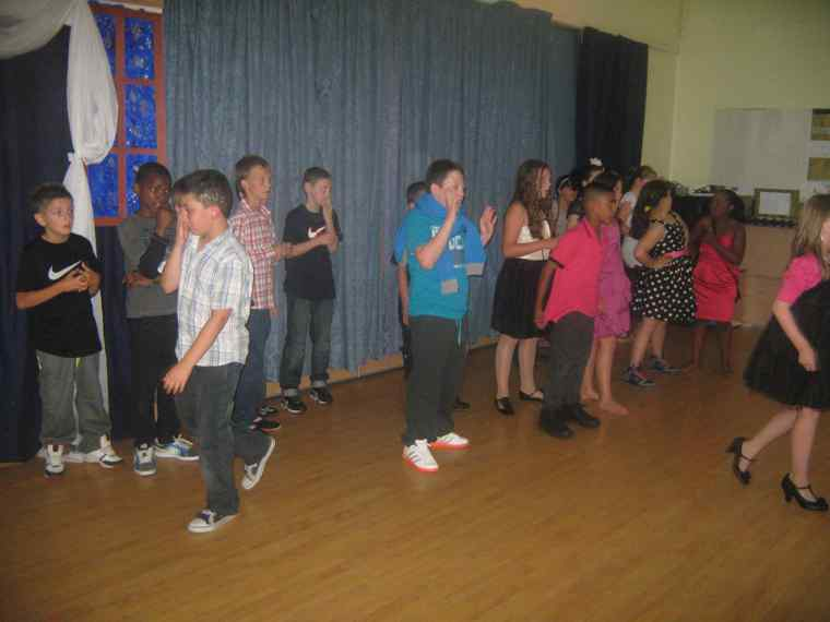 Year Six Leavers Disco