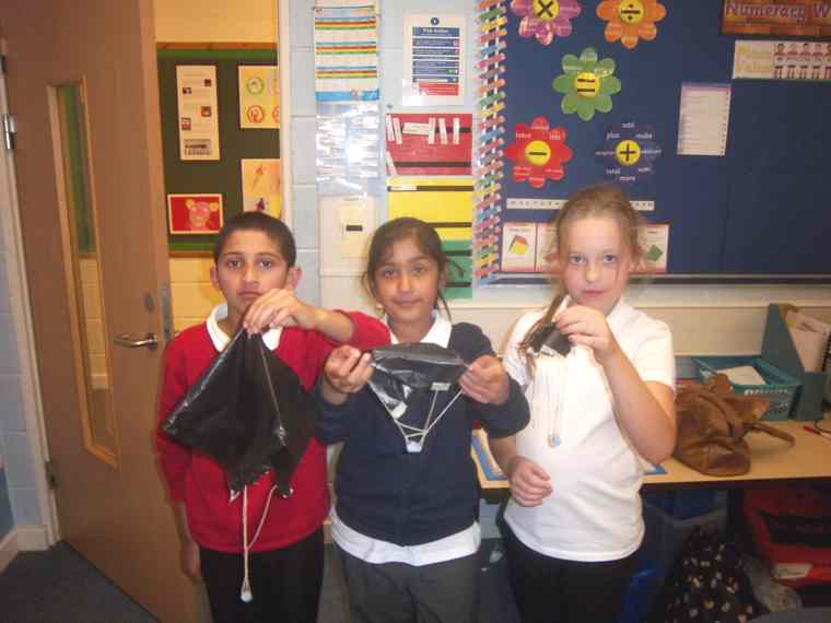 Class 5 have been learning about different forces and their effects….