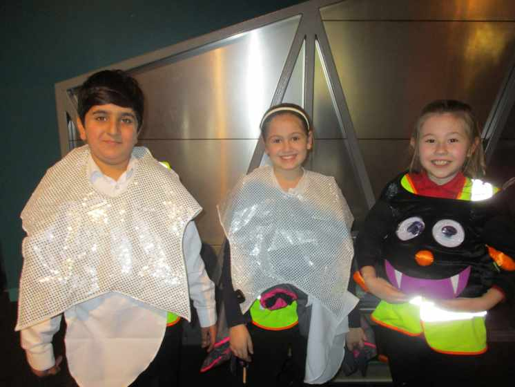 Class 5 had a very enjoyable day at the National Space Centre.