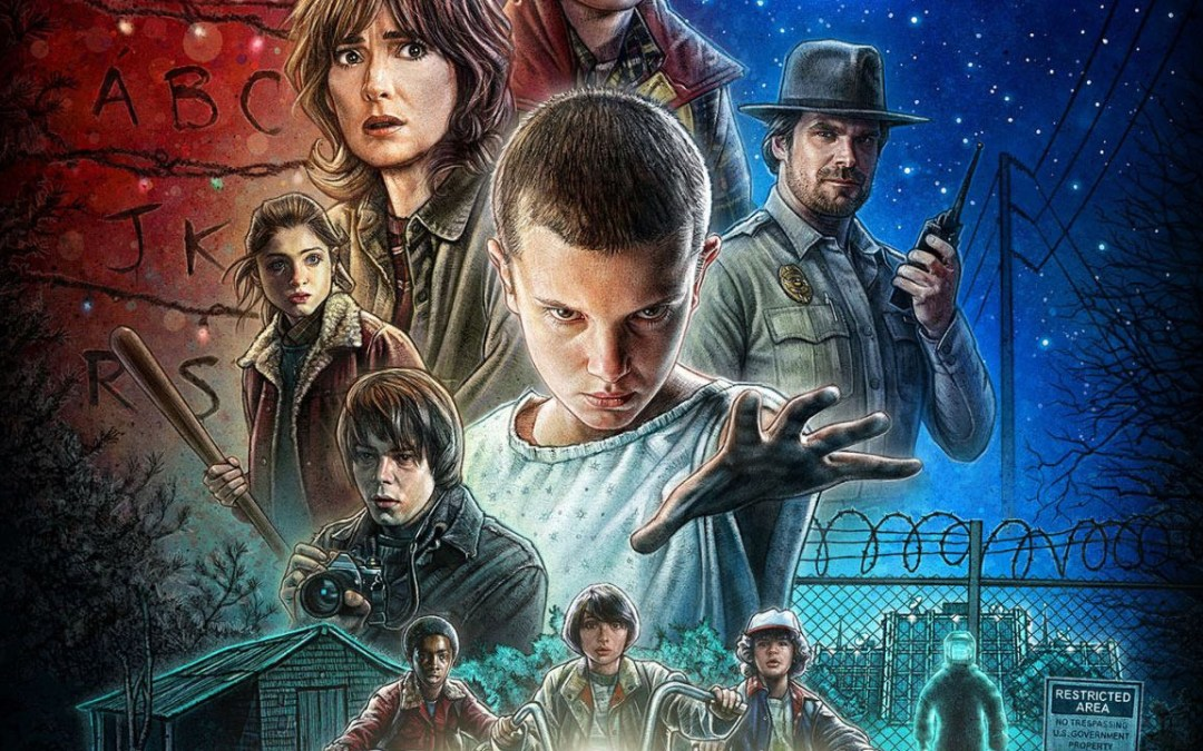 Stranger Things, stranger theories