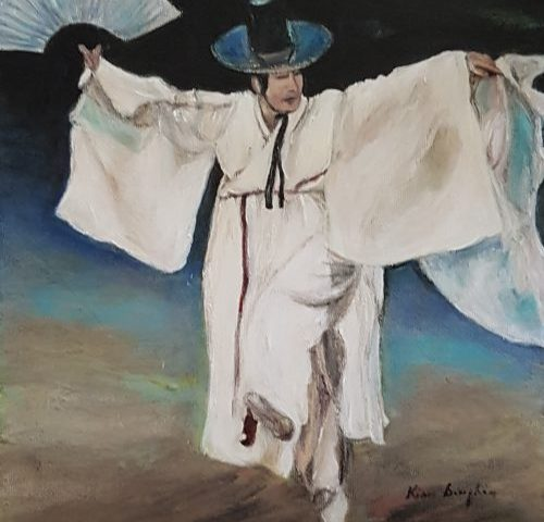 Free spirited The dancer in the fluidity Esprit libre -Le danseur dans sa fluidité élégance légereté dansant pénombre nuit tombée projecteur elegance lightness dancing half-light dark