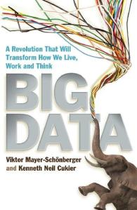Big Data book summary (Mayer-Schonberger and Cukier)