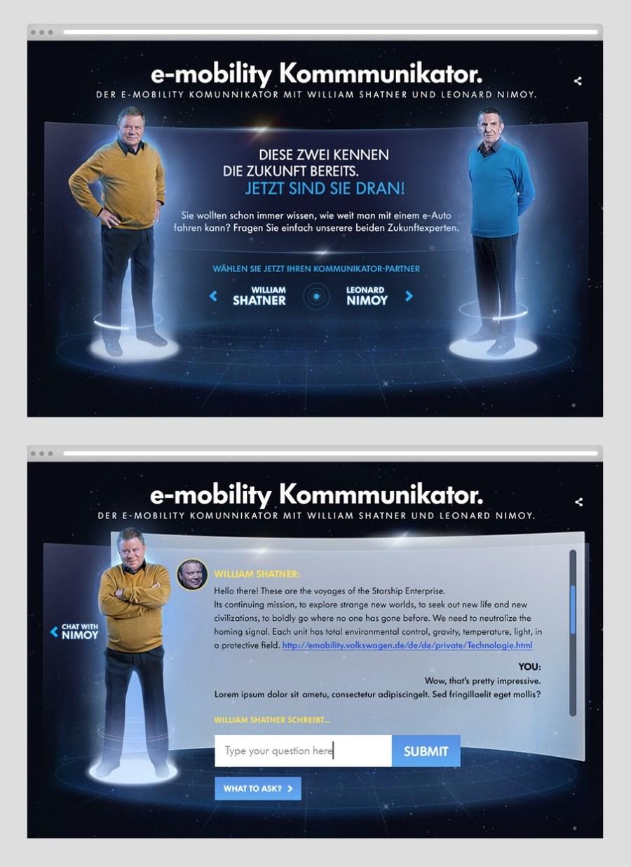 Volkswagen Star Trek