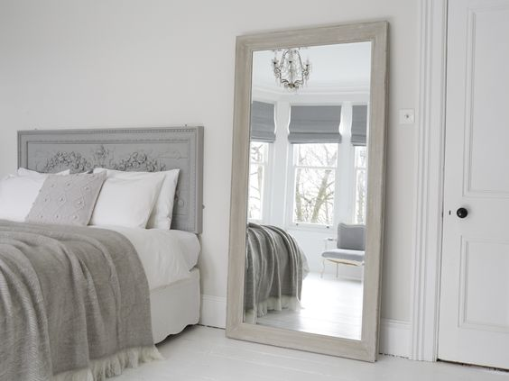 Mirrors brighten and enlarge any room, reflecting your accent colour for more impact.