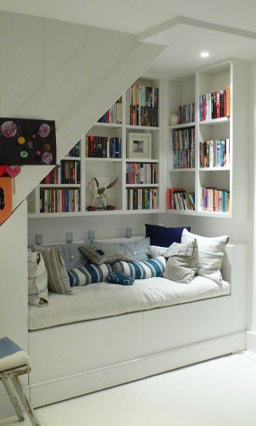 """Another Harry Potter space. """"If you don't like to read, you haven't found the right book."""""""