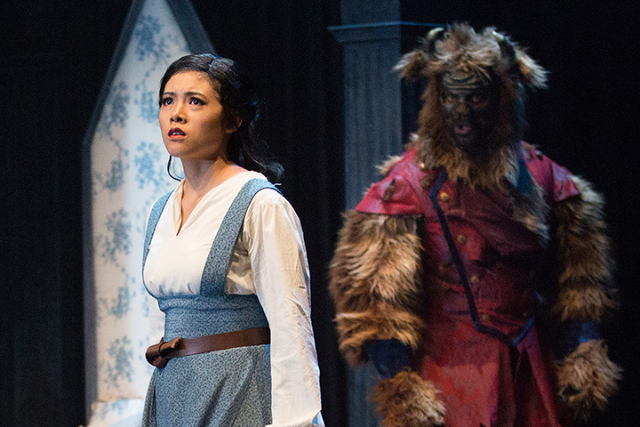 Beauty and the Beast at the Yonge People's Theatre, to January 7th, $15-49. Tale as old as time, perfect for children ages 5 and up