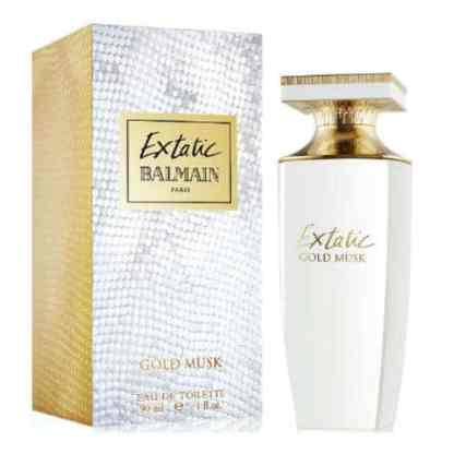 Balmain Extatic Gold Musk Eau de Toilette 90ml