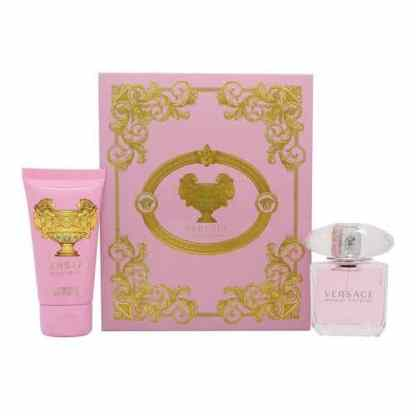 Versace Bright Crystal Gift Set 30ml EDT & 50ml Body Lotion