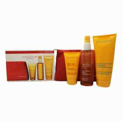 Clarins Sun Protection Essentials Gift Set