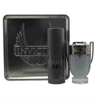 Paco Rabanne Invictus Gift Set 100ml EDT
